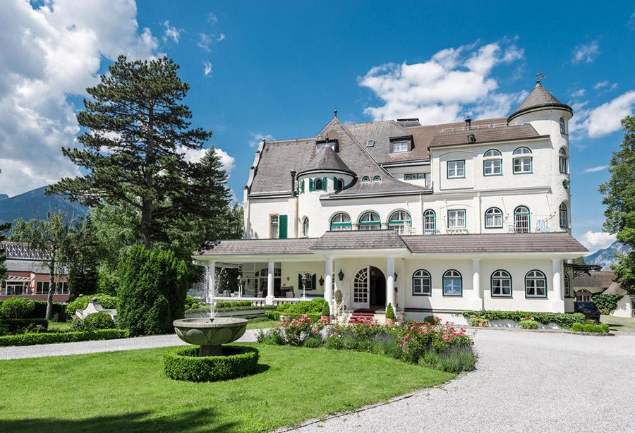 قلعة SCHLOSS IGLS بـ النمسا