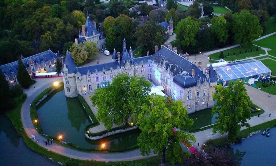 قلعة شاتو دي كليسمونت بـ فرنسا