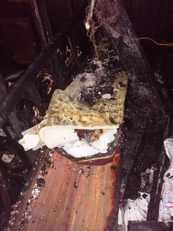 أثار-الحريق-بالكنيسة