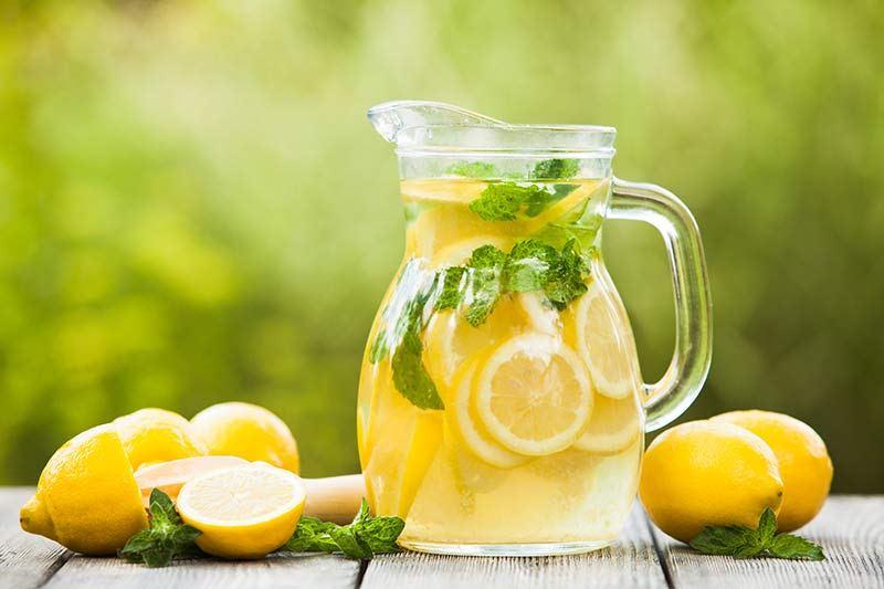 ماء الليمون 1