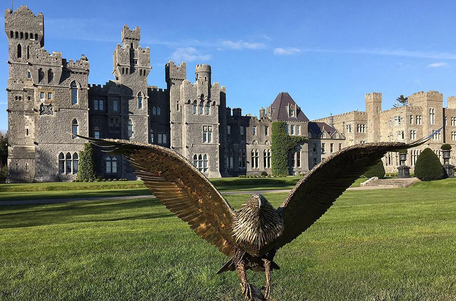 قلعة آشفورد كاستل بـ  إيرلندا