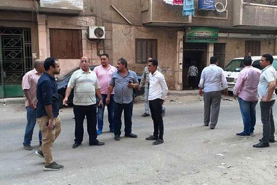 حملات لغلق المقاهى بمحيط المدارس (4)
