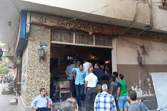 حملات لغلق المقاهى بمحيط المدارس (2)