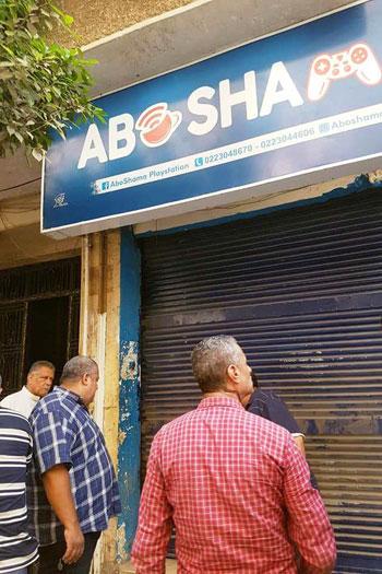 حملات لغلق المقاهى بمحيط المدارس (8)