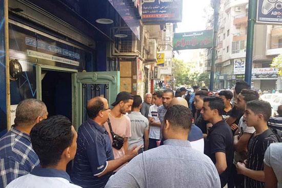 حملات لغلق المقاهى بمحيط المدارس (9)