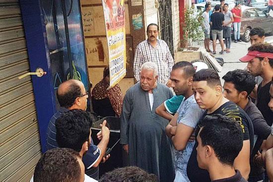 حملات لغلق المقاهى بمحيط المدارس (13)