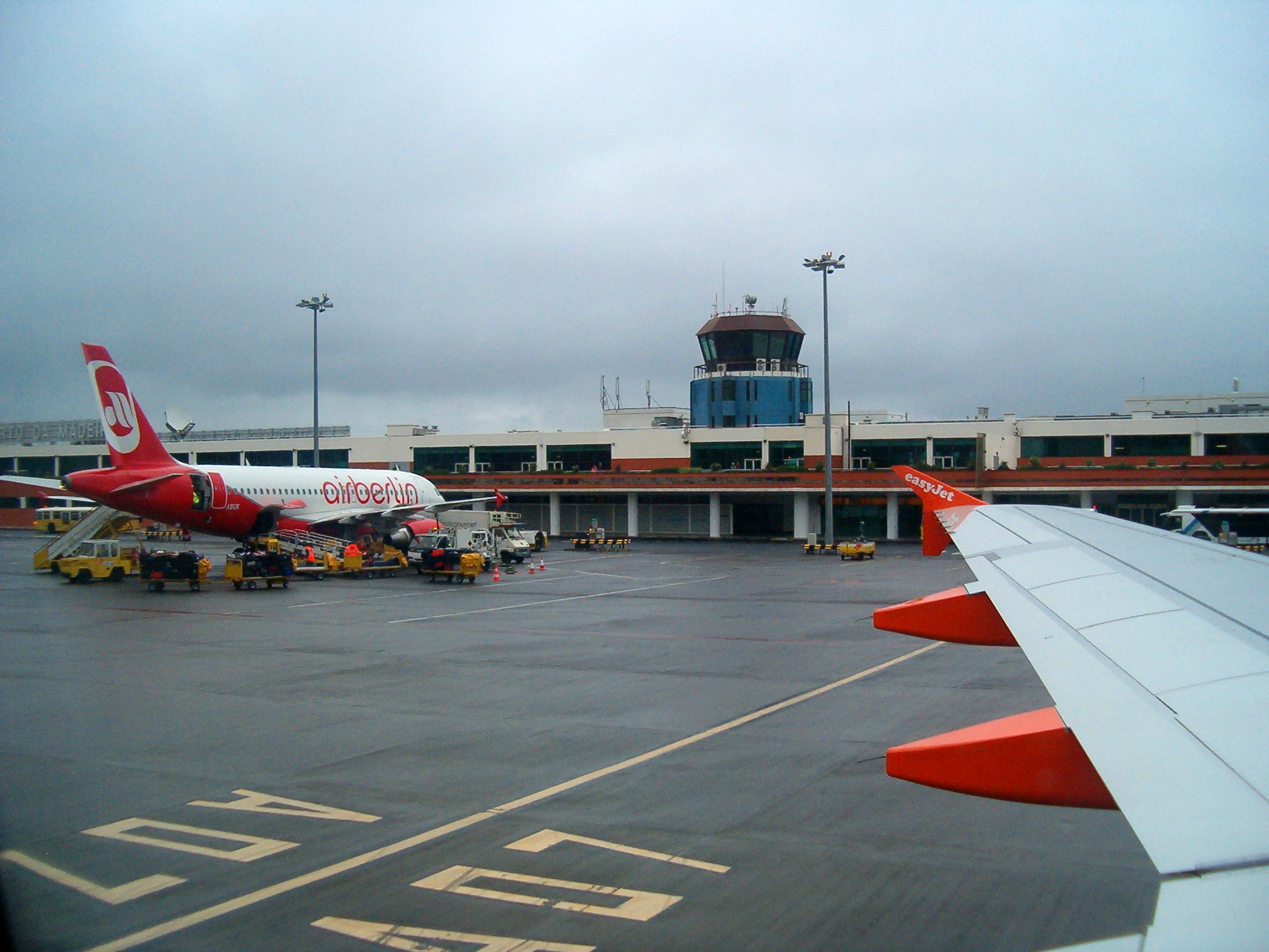 مطار كريستيانو رونالدو
