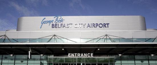 مطار جورج بست