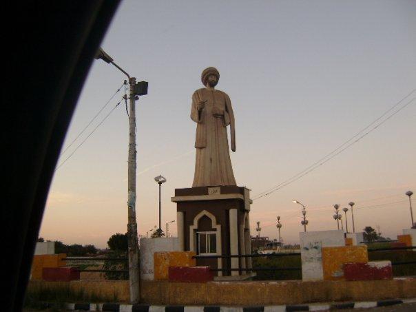 تمثال رفاعة الطهطاوى