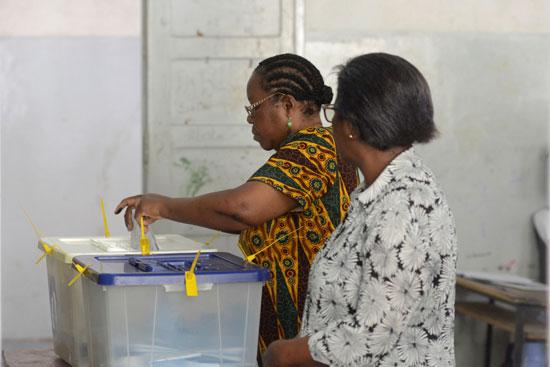 صناديق الانتخابات