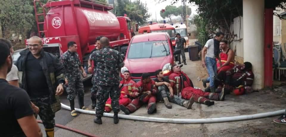 6-رجال الاطفاء