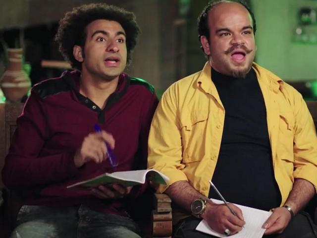 محمد عبد الرحمن وعلى ربيع