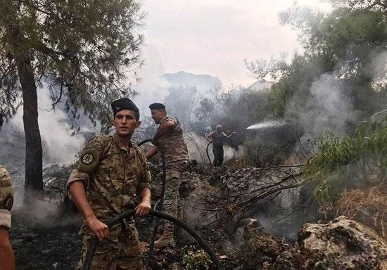 قوات-الدفاع-المدنى-اللبنانية