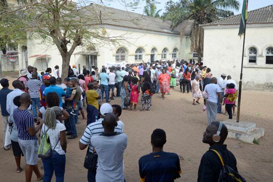 انتخابات موزمبيق