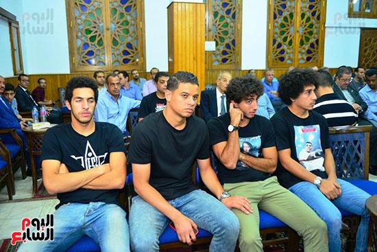 عزاء والدة علاء عبد الصادق (11)