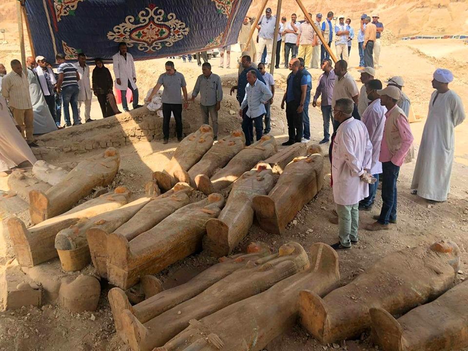 مقابر العساسيف تعود لكبار رجال الدولة والنبلاء علي مر العصور