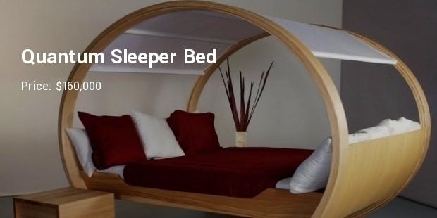 السرير النائم الكم