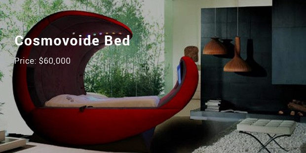 Cosmovoide Bed