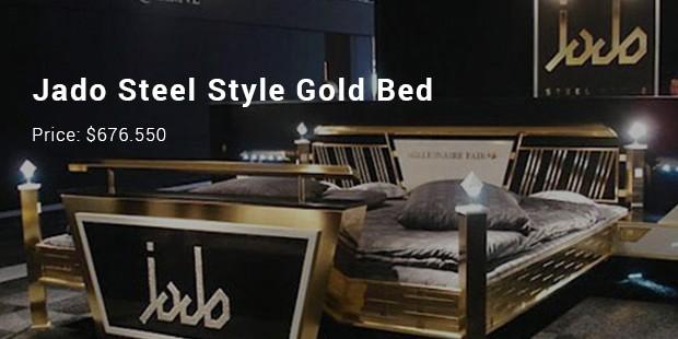 السرير الذهبي
