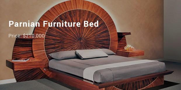 سرير Parnian Furniture Bed