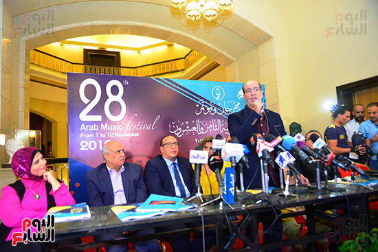 مهرجان الموسيقى العربية (19)