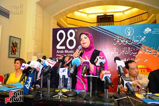 مهرجان الموسيقى العربية (12)