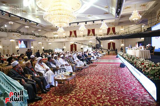 اليوم الثاني لمؤتمر الإفتاء (1)