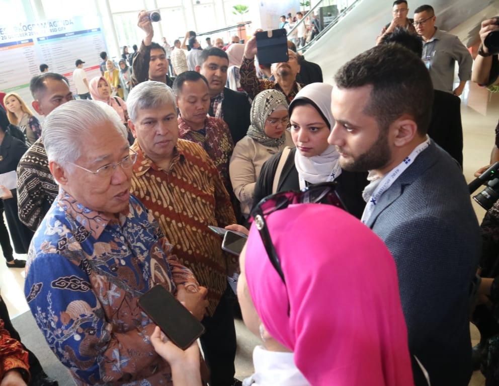 وزير التجارة الإندونيسى إنجارتيستو لوكيتا