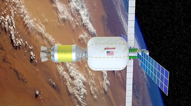 مساكن الفضاء 5