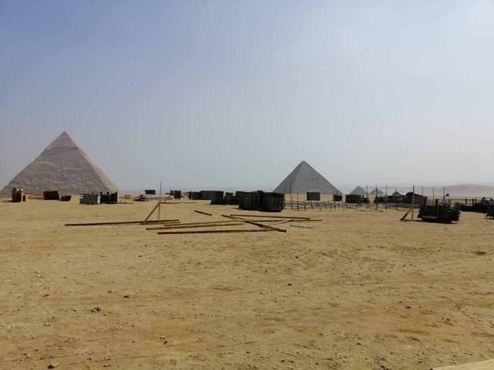 الاهرامات تستضيف بطولة العالم للاسكواش