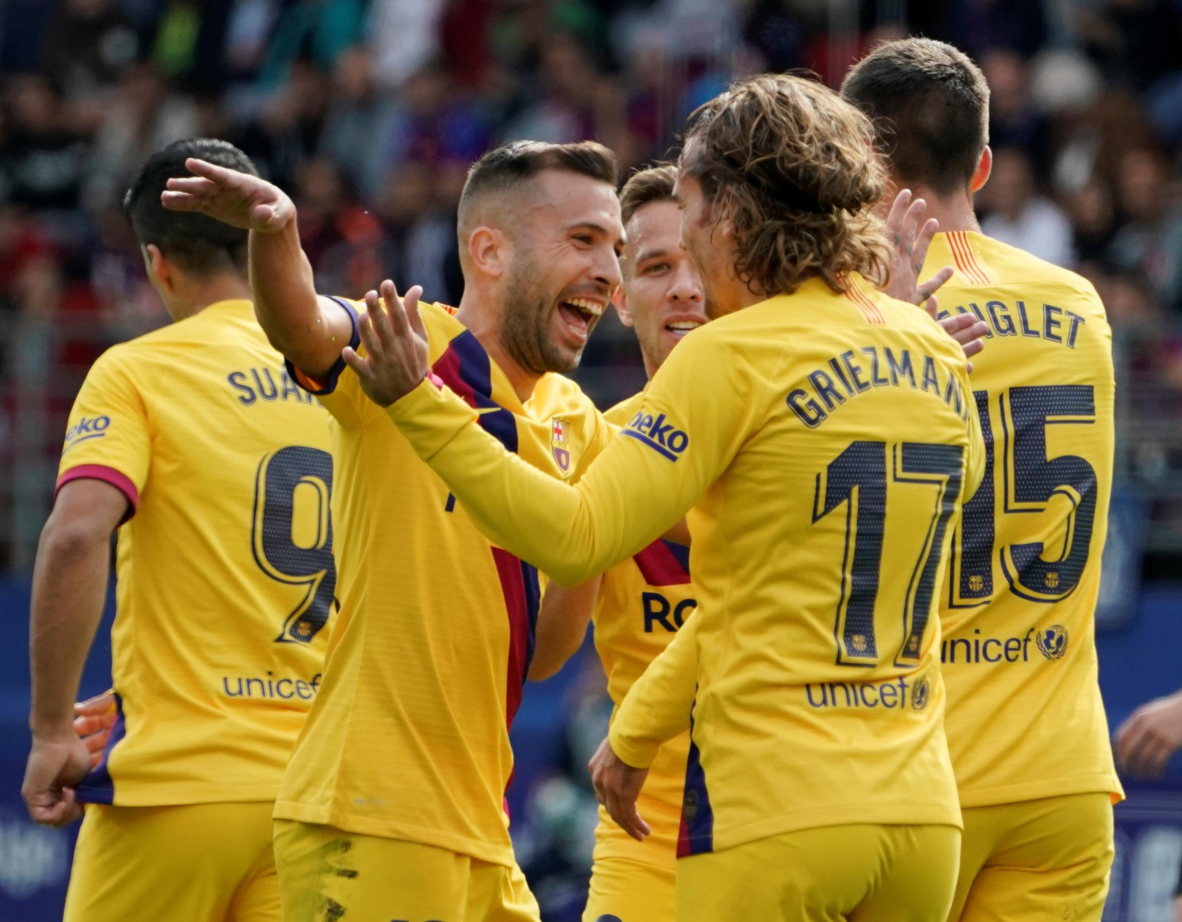 ايبار ضد برشلونة (2)