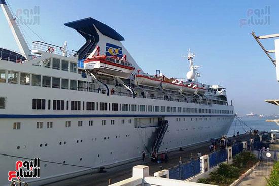 السفينة القبرصية