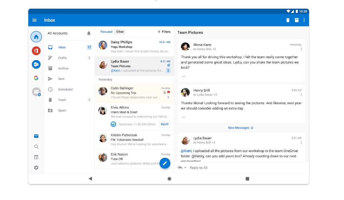 Outlook-for-Android-actionable-messages