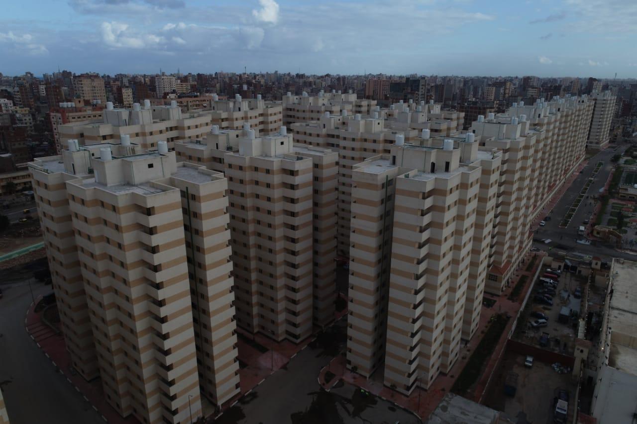 2000 وحدة سكنية فى بشاير 1