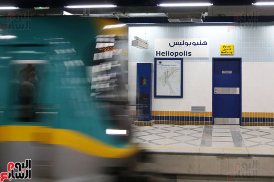 محطة مترو هليوبوليس (12)