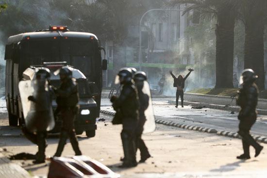 شرطة-تشيلى
