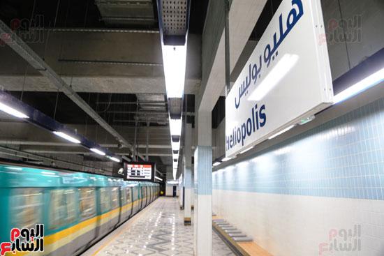 محطة مترو هليوبوليس (2)