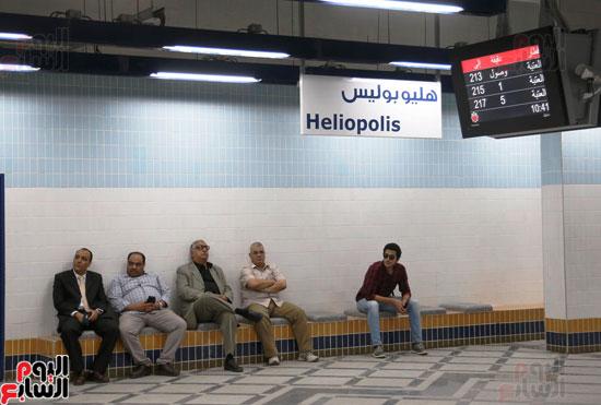 محطة مترو هليوبوليس (13)
