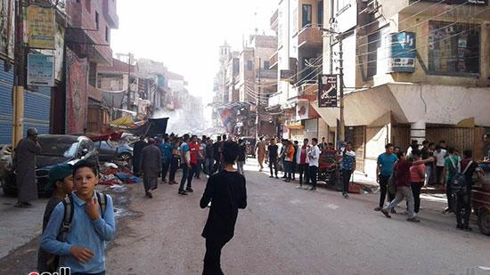 تجمع-أصدقاء-محمود-البنا-أمام-المحكمة
