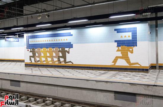 محطة مترو هليوبوليس (1)