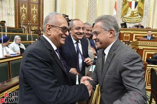 الجلسة العامة لمجلس النواب (9)