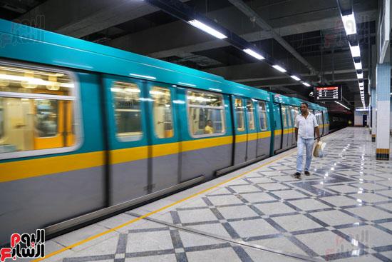 محطة مترو هليوبوليس (3)