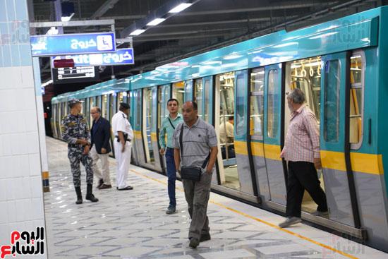 محطة مترو هليوبوليس (5)