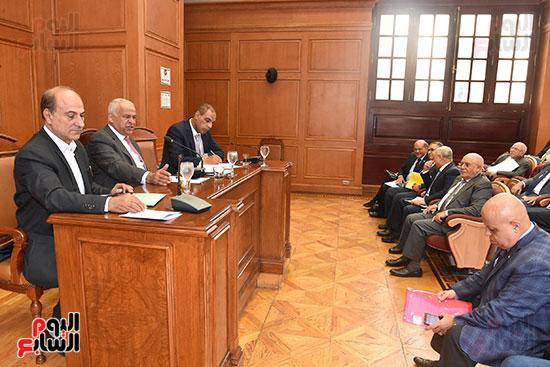لجنة الصناعة بمجلس النواب (4)