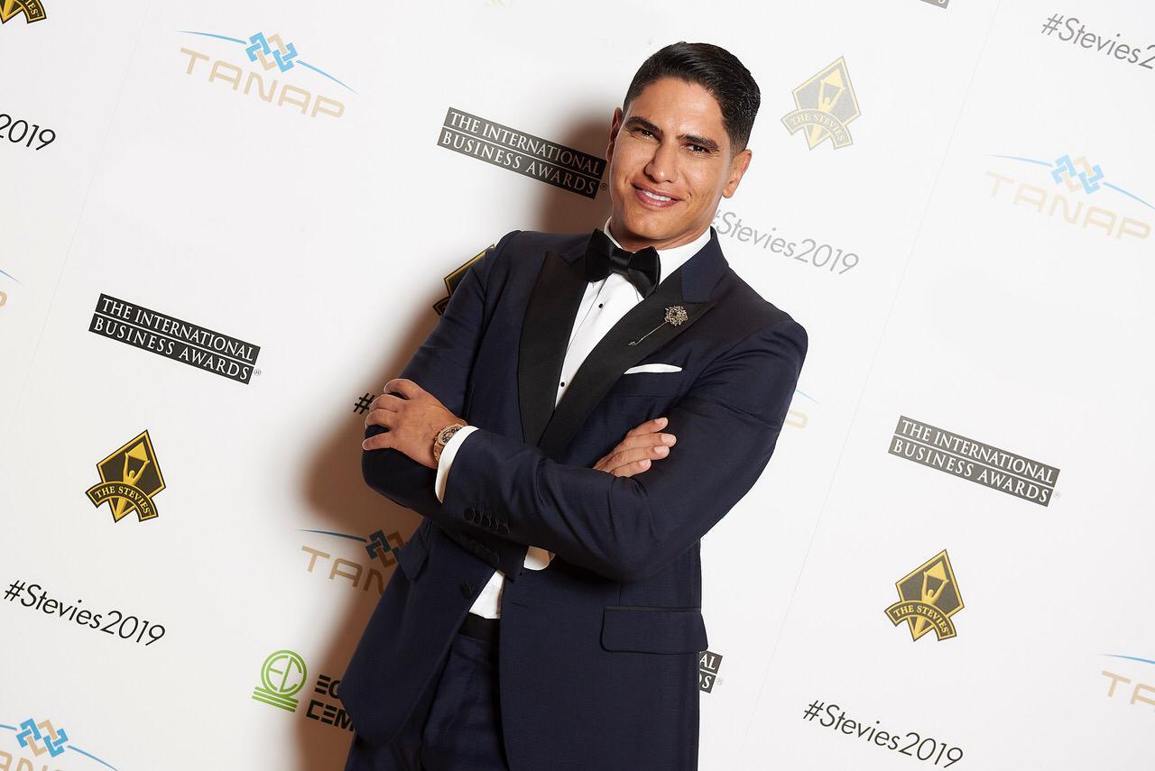 رجل الأعمال أحمد أبو هشيمة المرشح الوحيد من مصر لنيل الجوائز