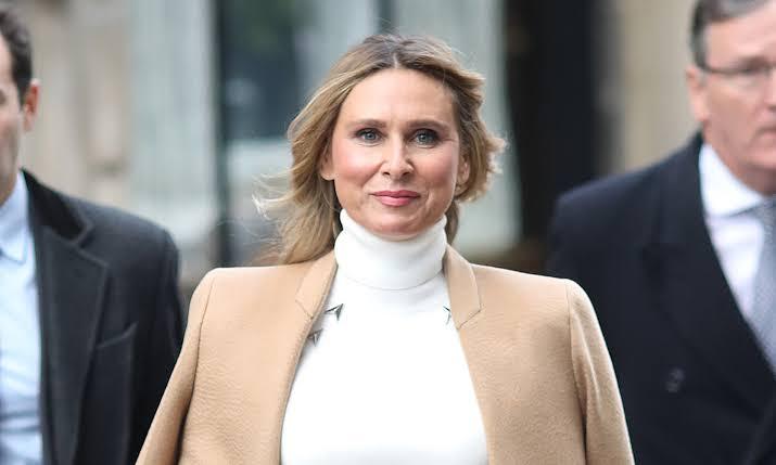 تيانا أحمدوف الزوجة