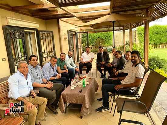 اجتماع الخطيب ووزير الرياضه (3)
