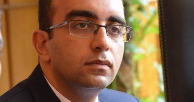 المهندس أحمد عصام نائب محافظ الإسماعيلية