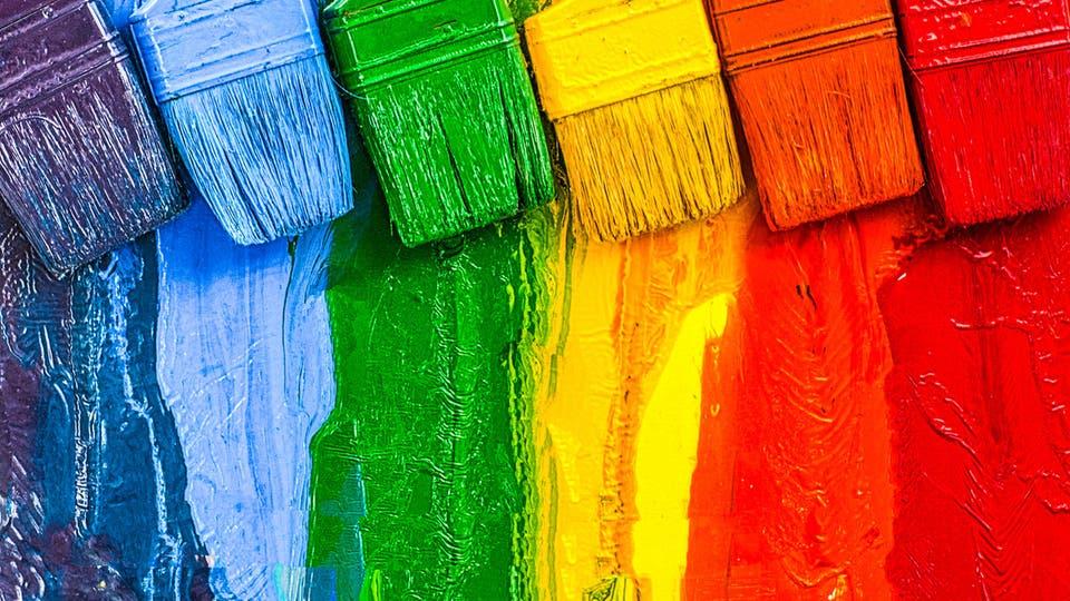 اختيار الألوان