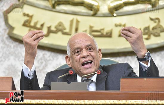 الجلسة العامة - البرلمان (19)
